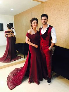 Elegant Mermaid Burgundy Prom Evening Dresses,Long Satin Mother of the Bride Dress with Train Engagement Dress For Bride, Dresses To Wear To A Wedding, Party Wear Dresses, Elegant Wedding Dress, Elegant Dresses, Bride Dresses, Trendy Wedding, Wedding Styles, Wedding Gowns