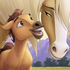Spirit - Stallion of the Cimarron Pictures and Movie Photo Gallery -- Check out just released Spirit - Stallion of the Cimarron Pics, Images, Clips, Trailers, Production Photos and more from Rotten Tomatoes' Movie Pictures Archive! Spirit The Horse, Spirit And Rain, Caballo Spirit, Anime Puppy, Spirit Drawing, Horse Movies, Images Disney, The Last Unicorn, Childhood Movies