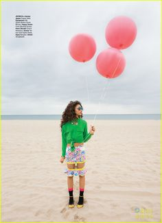 Zendaya: Jones Mag's Summer Cover Girl! | zendaya jones mag summer cover 02 - Photo Gallery | Just Jared Jr.