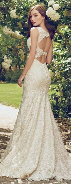 Wedding Dress by Rebecca Ingram - Maggie Sottero