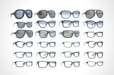 3Dプリンターで自分の顔に合わせてカスタマイズできるメガネ、PROTOS