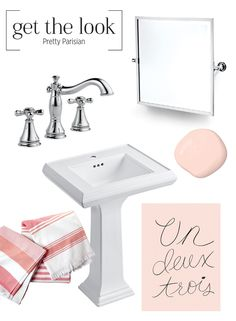 Bathroom. Decorating BathroomsBathrooms DecorBathroom DesignsBathroom  IdeasPeach ...