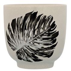 Tasse expresso en céramique Sooji Bloomingville