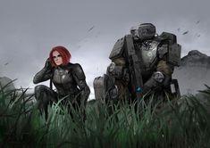 Sniper Recon by rickyryan