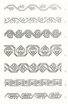 Symbols and ornamental motives in folk art of Moldova - Photo gallery Moldova, Pattern Illustration, Fabric Patterns, Folk Art, Pattern Design, Photo Galleries, Symbols, Ornaments, Floral