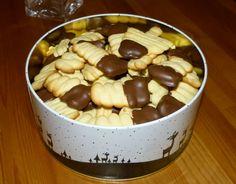 Spritzgebäck Kekse