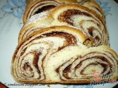 198 z Slovak Recipes, Czech Recipes, Russian Recipes, Ethnic Recipes, Sourdough Rolls, Sourdough Recipes, Baking Recipes, Cake Recipes, Bread And Pastries