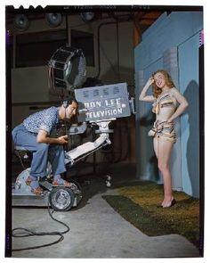 Monroe - Early Modeling Photo , Free Shipping