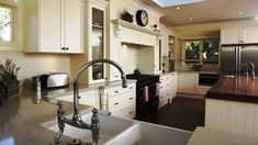13 Reliable Sources To Learn About The Kitchen Cabinet Guy Backsplash For White Cabinets, Kitchen Backsplash, Kitchen Cabinets, Kitchen Faucets, Best Paint For Kitchen, Toy Kitchen Set, Hickory Kitchen, Cottage Renovation, Fancy Houses