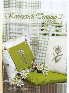 """ Kreuzstich - Träume 2 "" Art.-Nr. 983 Design: Gerlinde Gebert Shop: www.gebert-handarbeiten.de"