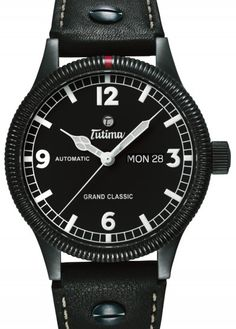 Tutima Grand Classic Sport Black