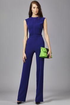 Tamara Mellon - Fall 2015 Ready-to-Wear