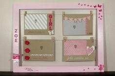 cadre altéré-rose et gris- zoé-Mimines en folie (1)