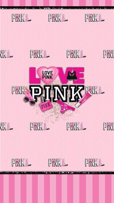 Love Pink! Love pink wallpaper, Victoria secret pink