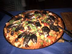 My Uncle´s Paella. Cape Town