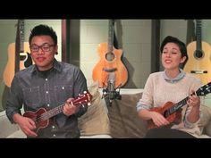"The Moon Song - Karen O (From ""Her"" Soundtrack) ft. Kina Grannis & Aj Rafael - YouTube"