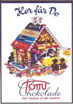 Tom's Chokolade