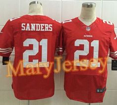 d55a5e726 Nike Deion Sanders Red Team Color Men s Stitched NFL Elite Jersey And Aqib  Talib 21 jersey