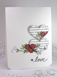 День святого Валентина - открытки для влюблённых