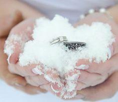 Winter White Wedding Photo Ideas