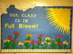 Our Fun Bulletin Board!!