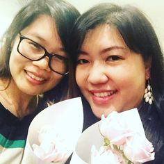 Our ladies at the Harper Bazaar #katespade event! Roses anyone? @melfann  #fashion #womensday #womenpower #style #Singapore #sauceinkinsider #event #sgevent