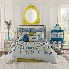 Anthology™ Bloomsbury Reversible Comforter Set
