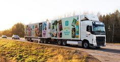 Matbolaget Axfood med kedjorna Willys och Hemköp slutar att tanka sina varubilar med HVO, med argumentet att det är bättre för miljön.