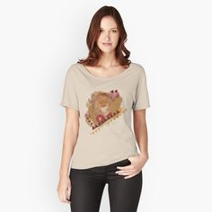 PAINTED LION 350. by sana90 | Redbubble T Shirt Unicorn, Loose Fit, Mom Shirts, T Shirts For Women, All I Want For Christmas, Merry Christmas, Sisters By Heart, Just Smile, My T Shirt