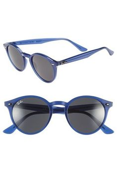 RB RJ9537S Junior Round Sunglasses /& Cleaningkit Bundle