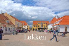 Løkken, Denmark