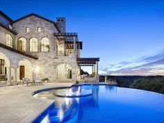 Luxury real estate in Austin, TX, USA - Villa Ascosa - JamesEdition