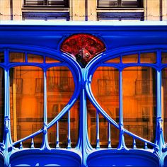 Bleu Majorelle.Nancy