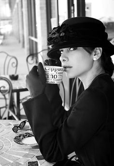 COSTA by coffeeheaven. Coffee and beautiful women.