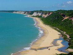Arraial d'ajuda - Porto Seguro Brasil