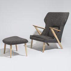 Hans Wegner Style Little Bear Chair