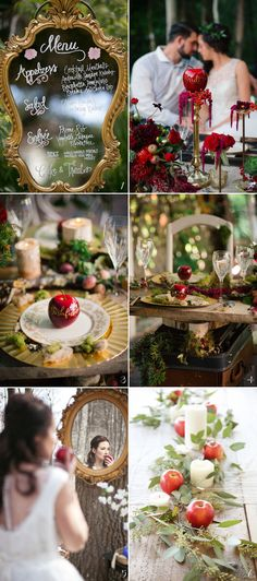 Whether you're looking to add some Disney magic to your wedding or planning a fairytale-themed affair, you've come to the right place! Incorporating your favorite Disney movie or fairy tale into the wedding theme is all about getting creative in the details. Get inspired by our favorite decoration details below, and prepare to bring a …