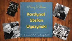Discover more about Kardynał Stefan Wyszyński ✌️ - Presentation Herb, Presentation, Anna, School, Cover, Books, Grass, Libros, Fried Cabbage