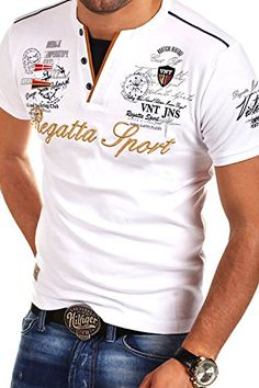 MT Styles 2in1 T-Shirt REGARD Polo R-2739 [Weiß, 4XL] Polo R, Polo T Shirts, Polo Outfit, Denim T Shirt, Summer Outfits Men, Camisa Polo, Boys Wear, Men Design, Man Fashion