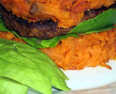 #Paleo Shredded Sweet Potato Bun #Recipe #Glutenfree #Grainfree