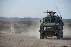 RG 31 Nyala y LMV Lince de la Brigada de la Legión - Alain