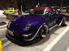 RWB at Tarumi parking Rauh Welt, Porsche 911, Concept Cars, Jdm, Japan, Vehicles, Design, Car