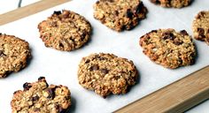 Oatmeal Raisin Cookies (No Added Oil or Sugar)