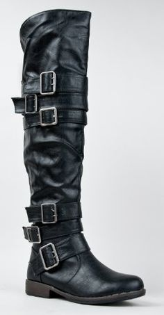 MONTAGE-62 Over the Knee Strappy Buckle Motorcycle Biker Riding Boot ZooShoo, http://www.amazon.com/dp/B00AARFYSG/ref=cm_sw_r_pi_dp_a2t-qb19DGDBV