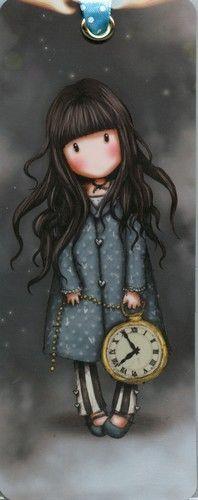 """Gorjuss"" series of illustrations by Suzanne Woolcott. Decoupage, Santoro London, Art Mignon, Whimsical Art, Illustrations, Cute Illustration, Cute Art, Alice In Wonderland, Cute Pictures"