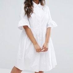 Girl With Curves | A shirtdress from Asos