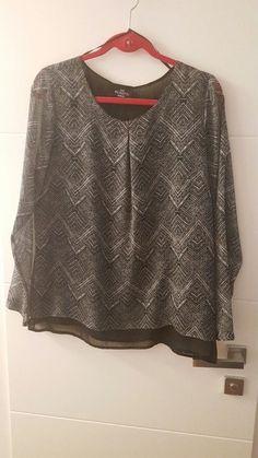 Bluse von Benotti Shirts, Stuff To Buy, Tops, Women, Fashion, Fashion Women, Blouses, Curve Dresses, Moda