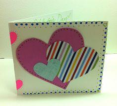 Jessie Lorraine Design: Sweet diy Valentine Cards