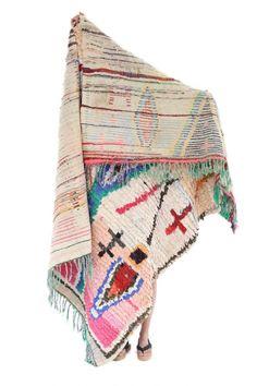 Chaput tapijten - From Turkey with Love, recoloured tapijten