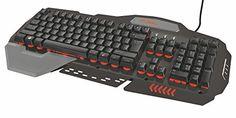 Trust  Tastatur USB 8713439210002